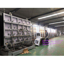 IG Glass Production Line with Gas Filling