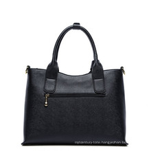 Ladies PU Handbag with Reasonable Capacity and Unique Design