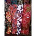African Super Block Wax Print Cotton Fabric