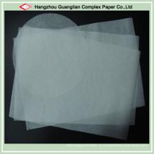 OEM Размер антипригарным Бумага для выпечки с силиконовым покрытием