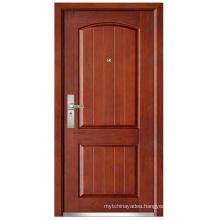 Firm Fire Door Armored Door Modern Anti-Theft Door Steel Security Door