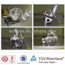 Turbo GT1549 703245-0002 751768-5004 717345-0002 Para o motor Renault