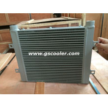 Hydraulic Oil Cooler with 12 DC Motor