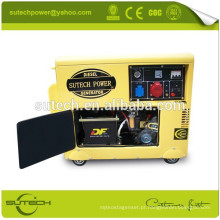 Grupo de gerador diesel da venda quente portátil do tipo novo da eficiência elevada 15kv