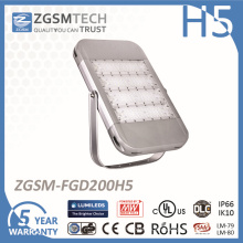Wasserdichtes 200W LED Flutlicht IP66