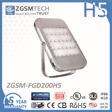 Outdoor Stadium Parking Lot Square 100W 150W 200W 240W LED Flood Light