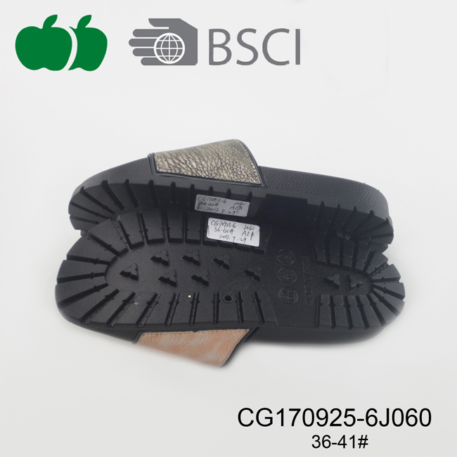 high quality flat slipper