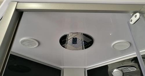 Bathroom Steam Shower Parts