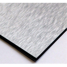 super quality PVDF coated fireproof aluminum composite panel for outside use
