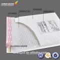 Bolha envelope fabricantes barato bolha branca envelope logotipo impresso sacos de correio de papel