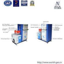 Pequeño generador de nitrógeno Alimentación