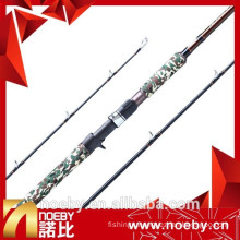 NOEBY 229cm FUJI graphite snakehead fishing rod