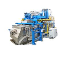 Máquina básica de fundição de baixa pressão