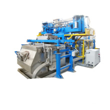 Basic Low Pressure Casting Machine
