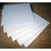 Белые пластиковые листы 2440кс1220 * 3мм доски пены ПВК КМД