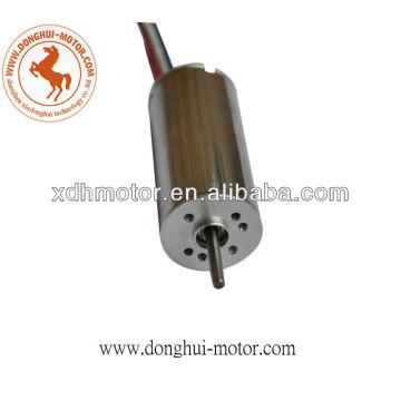 16mm 20mm 22mm 24mm 28mm 30mm 32mm 36mm 40mm 42mm 46mm moteur sans noyau pour dentales
