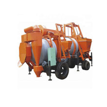 Road Construction Mobile Asphalt Drum Mix Plant