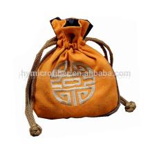 Причудливый индийский пятно мешок ювелирных изделий
