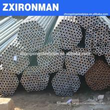 Tubulação sem emenda de ASTM A519 para engenharia mecânica/carbono tubos de aço preço lista/leve aço tubo/tubulação de aço preço do carbono por tonelada