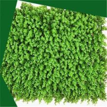 Artificial eucalyptus plant wall