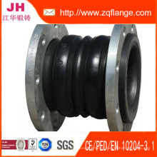 Threaded Rubber Expansion Jiont and Flanges