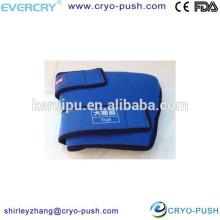productos de salud abrigo de soporte de muslo frío / caliente