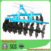 Grada de disco de la máquina de la agricultura para Tn Tractor Hanging Power Tiller
