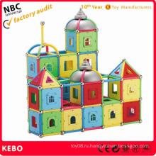 Пластиковые большие строительные блоки игрушек