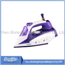 Travelling Steam Iron Sf-9003 Electric Iron with Ceramic Soleplate (Blue)