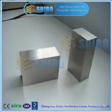 Plat de molybdène / molybdène pur d'approvisionnement d'usine avec la grande pureté 99.95%
