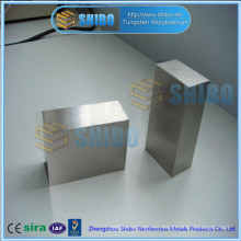 Factory Supply Pure Moly Plate / Molybdenum Plate with High Purity 99.95%