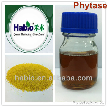 Phytase for high humidity and temp