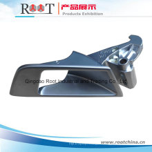 Plastic Injection Molding Products with Matte Chrome Plating