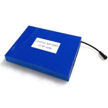 Batería solar de la luz 12V 24ah LiFePO4 de la calle