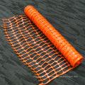 Chine Fabricant Orange Plastique Clôture de Sécurité