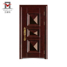 China Berufshersteller Steel Security Door für Zuhause