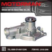 AUTO Water Pump 25100-32568  MD972053 GWHY-08A MD997622  FOR HYUNDAI