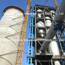 Gtd and Gth Type High-Efficiency Bucket Elevator with Steel Cord Conveyor Belt as The Traction