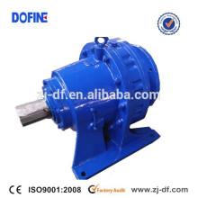 X8 Motores reductores ciclooidales de alto par de ciclo reductor para fábrica de papel