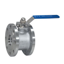 Flanged Italian Short type Ball Valve