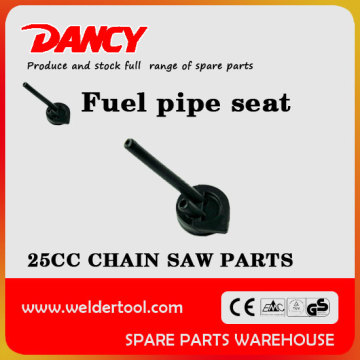 25cc chain saw parts fuel pipe seat