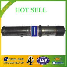 Tubo de registro sônico de aço de carbono de venda quente / sônico pip / t sônico