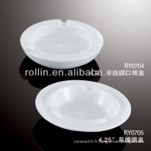 Cendrier en porcelaine