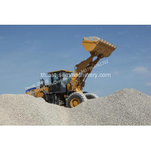 SEM659C 5TONS Front End Loader สำหรับสถานที่ก่อสร้าง