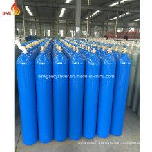 Cylindre de gaz oxygène 40L Type Iran