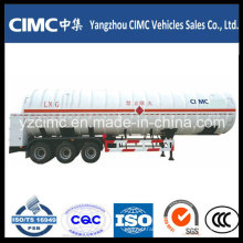 56000L LNG Transport Tank Semi-Trailer