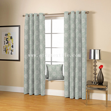 2016 RUSSIA POPULAR CHENILLE WINDOW CURTAIN