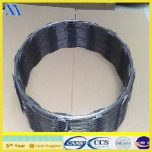 Galvanized Razor Barbed Wire Specification (XA-RW009)