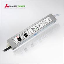120vac à l'alimentation d'énergie de 12vdc 24w 12v 24v 36v 48v a mené le conducteur de lampe