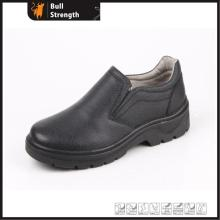 PU Injection Office Safety Shoe with Steel Toe (SN5197)